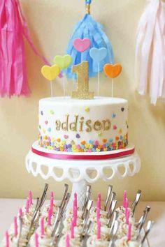idées originales et gâteau pour anniversaire de fille