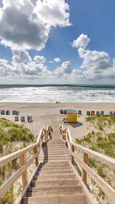 North Sea, Baltic Sea, Beautiful World, Beautiful Things, Beautiful Beaches, Us Travel, Seaside, The Good Place, Coastal