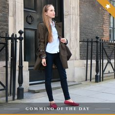 The Gommino of the Day selected from the Dots of Life gallery. Send your interpretation of the Gommino and discover all the pictures on gommino.tods.com #todsgommino #dotsoflife