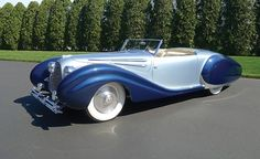 Last-surviving Lancefield-bodied supercharged Stutz takes Best of the Show at Keeneland Concours