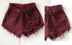 diy shorts jeans