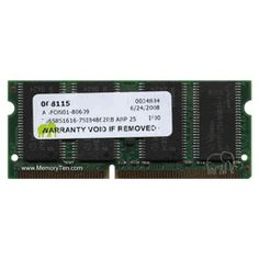 256MB Dell Inspiron Notebook PC133 SDRAM SODIMM (p/n 311-1319)