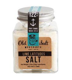 Lime Lattitudes Salt Blend
