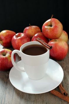 "Apple Cider From Scratch (Slow Cooker): ""Add some caramel and whipped cream for a dessert drink!"""