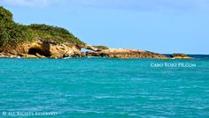 Playa Sucia. Cabo Rojo, Puerto Rico    One of the most beautiful beaches! Clearest blue water