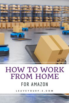 Amazon might just be one of the most widely recognized companies in the world, definitely in the US. This post will teach you how to work from home for Amazon! Work From Home Opportunities, Work From Home Tips, Make Money From Home, Online Jobs For Moms, Best Online Jobs, Working For Amazon, Legitimate Online Jobs, Amazon Jobs, Phone Interviews