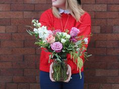 cool vancouver florist Want a Blossom & Vine Floral Co. arrangement from your Valentine? Start droppin' mad hints. Pre-Orders start Feb. 1st. by @blossomandvinefloralco  #vancouverflorist #vancouverflorist #vancouverwedding #vancouverweddingdosanddonts