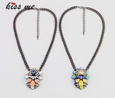 New Styles Fashion Jewelry Multi color Charming Pendant Necklace Who like it ?Visit us:  http://www.servjewelry.com/product/new-styles-kiss-me-fashion-jewelry-multi-color-charming-pendant-necklace/ #shop #beauty #Woman's fashion #Products #homemade