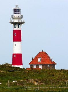 The Lighthouse Nieuwpoort, Belgium.
