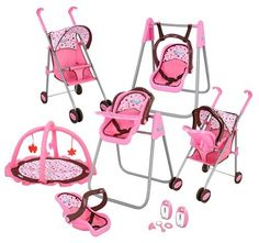 I Wanna Get Something Like This For Ava Baby Doll Furniture Sets