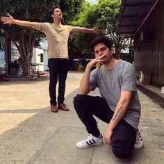 Don skere iluminado por el señor en su clásica T-pose, te amo @juanminujin