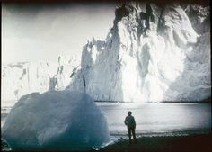 Shackleton's Endurance expedition: Fortuna Glacier, Elephant Island, Antarctica (Frank Hurley, 1915)