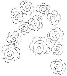 Pinned by www.SimpleNailArtTips.com TUTORIALS: NAIL ART DESIGN IDEAS -roses,