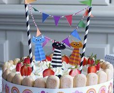 Tort truskawkowy – jak zrobić łatwy tort dla dziecka