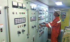 Sincronice of generator