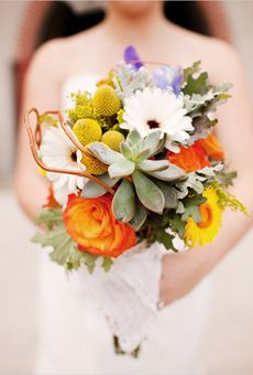 Brides: 20 Ways to Wrap a Wedding Bouquet