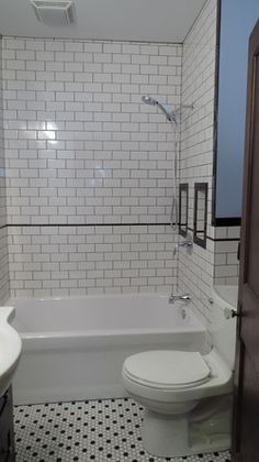 nicole curtis bathrooms | Finally! Upstairs Bath is Complete