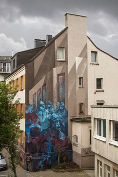 Sepe & Chazme  in Dortmund, Germany, 2015