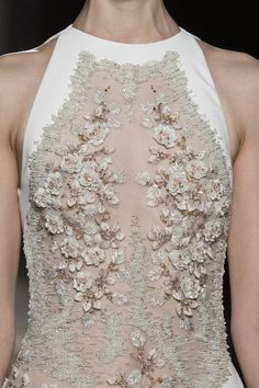 Tony Ward at Couture Spring 2018 (Details)