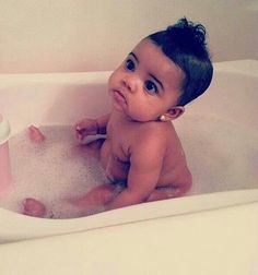 Uploaded by Kristian E. Find images and videos about cute, adorable and baby on We Heart It - the app to get lost in what you love. Baby Kind, Pretty Baby, Baby Love, Brown Babies, Mixed Babies, Beautiful Black Babies, Beautiful Children, Beautiful People, Little People