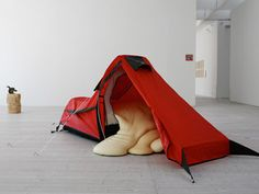 David Shrigley, Tent, 2007