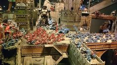 Forge World's Battle for Calth Table - Bell of Lost Souls