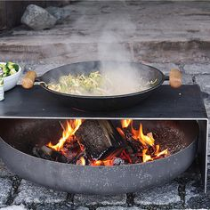 Camp Chef Cast Iron Pfanne rund 20 cm Grill Gartengrill