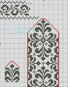 17 Best images about Fair Isle / Norwegian / Icelandic . 17 Best images about Fair Isle / Norwegian / Icelandic . Knitted Mittens Pattern, Knit Mittens, Knitted Gloves, Knitting Socks, Knitting Wool, Knitting Charts, Knitting Stitches, Knitting Patterns, Scandinavian Pattern