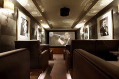 Home Cinema Design Project   Courchevel