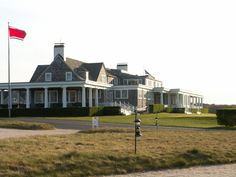 Shinnecock Hills Golf Club in Southampton (town), New York.