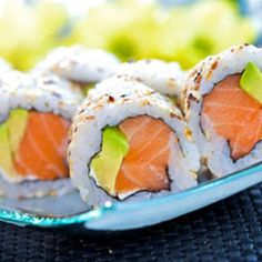 From risotto to sushi: 12 Best Rice Recipes For Fall #rice #risotto #sushi #fall #recipe