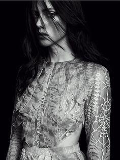 Raquel Nave By Hannah Khymych For Velour