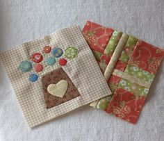 Splendid sampler blocks, Crossroads progress and March UFO - The Crafty Quilter