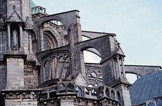 De Kunstkijker: Luchtbogen van de kathedraal van Chartres
