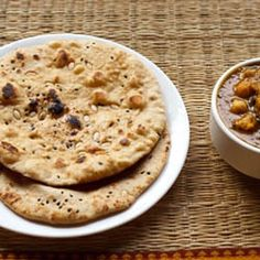naan without yeast recipe looks like giro