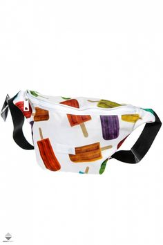 Nerka Prosto Streetbag Icecream Fanny Pack, Packing, Bags, Hip Bag, Bag Packaging, Handbags, Waist Pouch, Belly Pouch, Bag