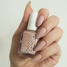 Nude nails Iove it! #nails #manicure