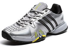 new concept 4205e c71fd AdidasBarricadeSilverMen 300x204 Best Tennis Shoes Reviews Nike, Adidas,  Babolat Tennis Shoes