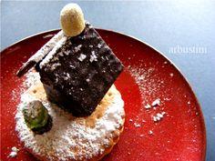Marzipan,Ginger Cake n Chocolate House