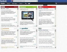 Integrar apps de información dentro de Facebook, posible gracias a una aplicación española | Menudos Trastos