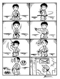 Martial arts humor  Sohatto