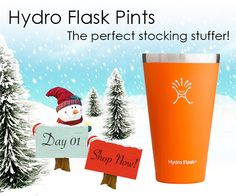 Save on Hydroflasks! #stockingstuffers