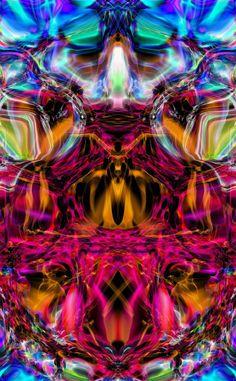 by enginarch on DeviantArt Rainbow Wallpaper, Cool Backgrounds, Fractals, Worlds Largest, Deviantart, Abstract, Digital, Artist, Artwork
