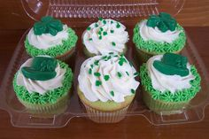 St.Patrick's Day Cupcakes