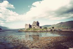 22 Fairy Tale Castles You Can Actually Visit: Eilean Donan Castle, Lochalsh, Scotland  This picturesque and romantic structure has long been known as one of Britain's most striking castles. Eilean Donan Castle dates back to the 13th century, and but was heavily damaged in battle in the early 18th century. It wasn't until the island was bought in 1911 that the castle was restored.