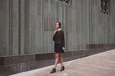 A story of modern classic street style. Shop Ruche's Winter Lookbook at shopruche.com