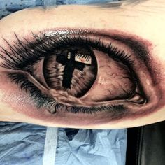 9 amazing eye tattoos, more at http://tattoo-swag.com/9-amazing-eye-tattoo-ideas/