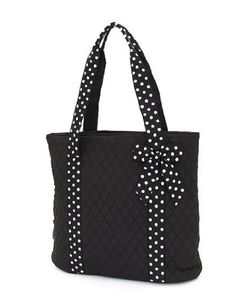 Belvah Quilted Solid Tote Handbag Detachable « Clothing Impulse