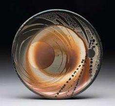 Samuel Hoffman of Corvallis, Oregon was a 2010 Ceramics Monthly Emerging Artist. Hoffman created Orbital.