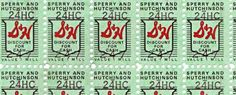 Green Stamps, spent lots of time putting them in books  My Aunt and Grandma would go to the green stamp store ~